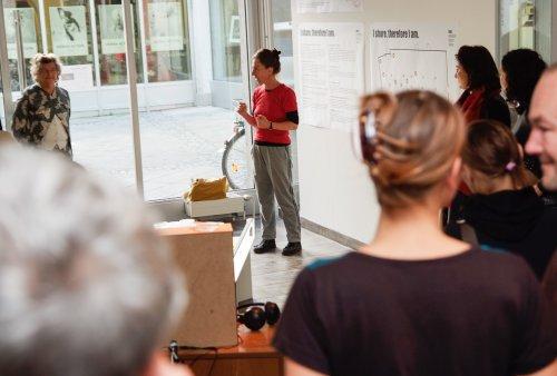 Reni Hofmüller esc opening September 2013