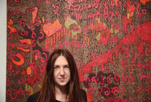 Ksenija Čerče: Barva prepovedanega, Galerija Equrna, jubljana   Borut Krajnc