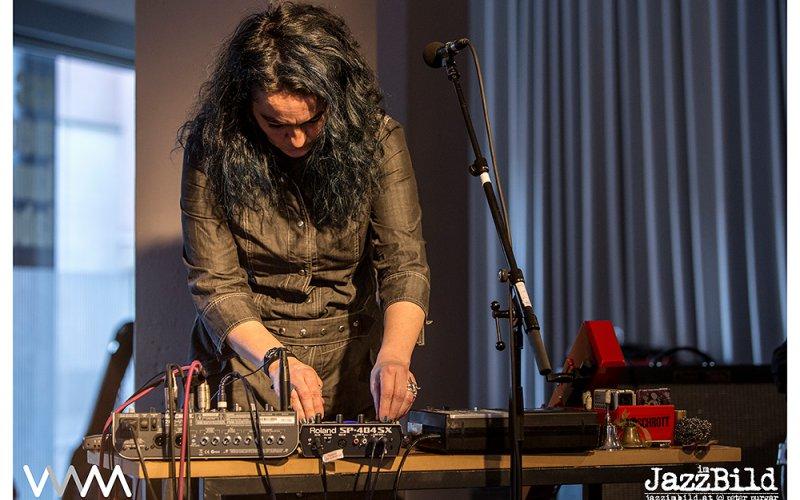 (c) Peter Purgar_Konzert: Angélica Castelló / Klaus Lang / Burkhard Stangl / Matija Schellander_27.05.2017
