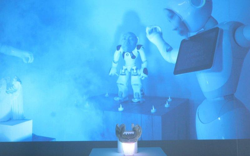 ©esc medien kunst labor_RitualPrayerRobot-Screenshot5