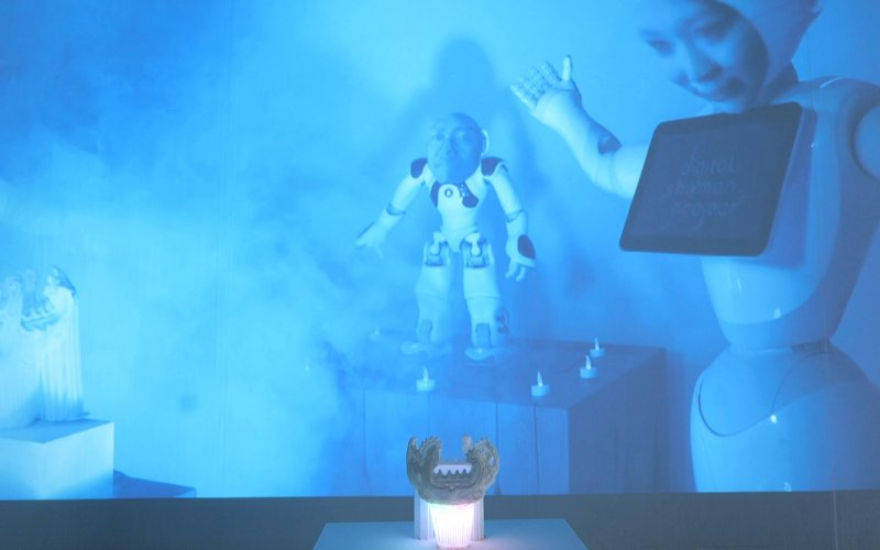©esc medien kunst labor_RitualPrayerRobot-Screenshot6