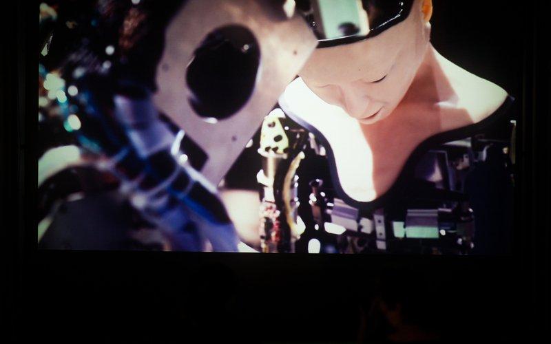 Ansicht esc mkl © esc medien kunst labor_The Birth of the Robots_Foto04:Martin Gross