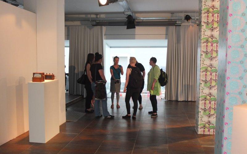 SILENT ACUPUNCTURE, Foto: Sara González Novi, © esc medien kunst labor