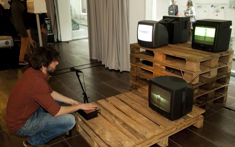 Ich_Maschine, © esc medien kunst labor