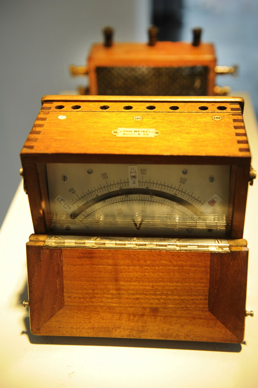 """Voltmeter of Disobedience"", Foto: Maryam Mohammadi, © esc medien kunst labor"