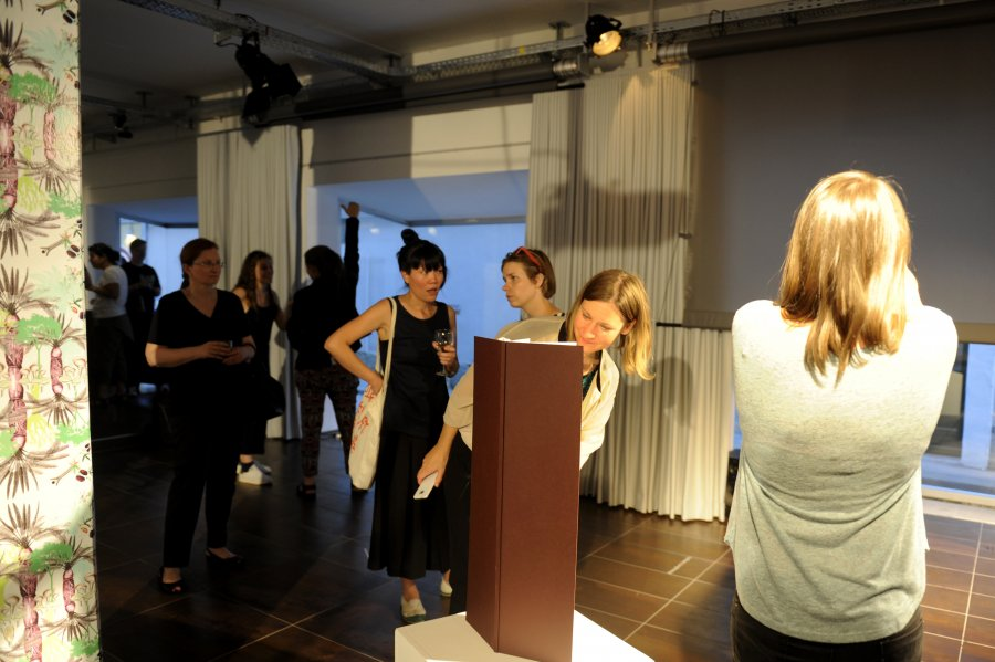 SUBLIM Finissage, Revealing the Archive, Foto: Maryam Mohammadi, © esc medien kunst labor