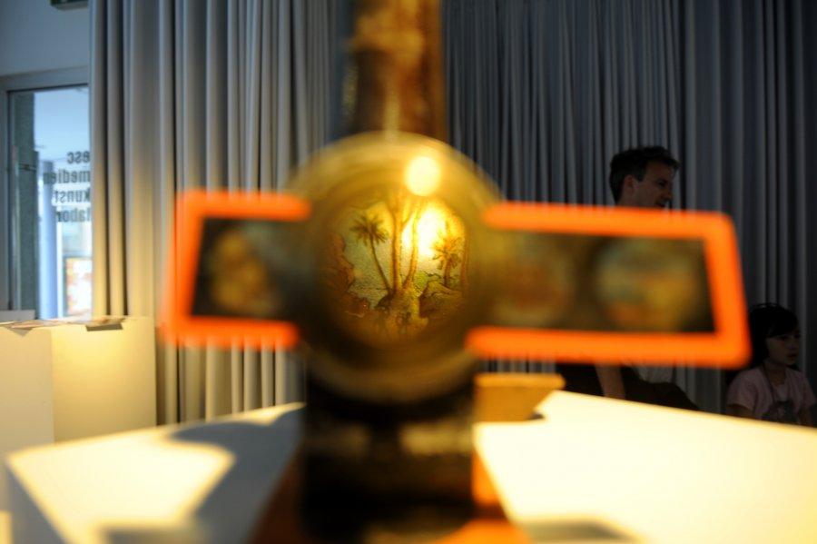 Opening, Foto: Maryam Mohammadi, © esc medien kunst labor