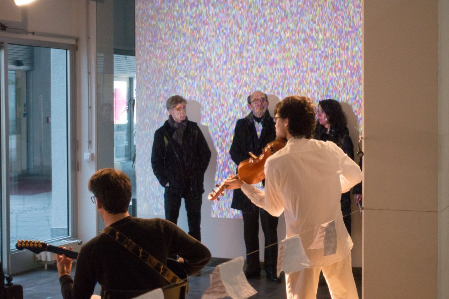 impuls festival: Opening Collaboratory, Foto: Timm Roller