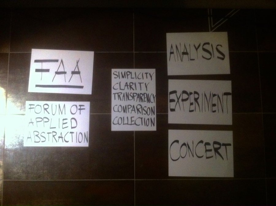 Forum für Angewandte Abstraktion-Präsentation Mauro Hertig (c) Mauro Hertig, 2016