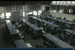 iss groundstation Foto: NASA TV