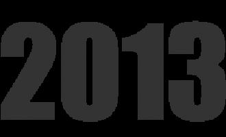 Bildsujet zum Jahresprogramm 2013