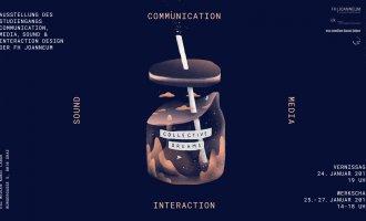(c) FH Joanneum, Studienzweige Communication, Media, Sound & Interaction Design_Sujet_Collective Dreams