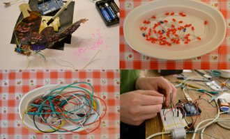 tortuga #2: Workshop in Kooperation mit Miss Baltazar's Laboratory