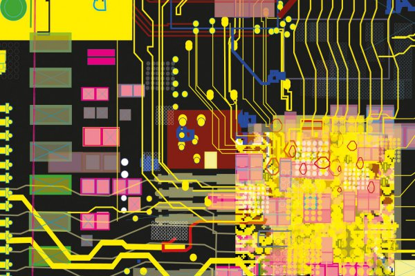 Circuit Board by Stefanie Wuschitz 2014